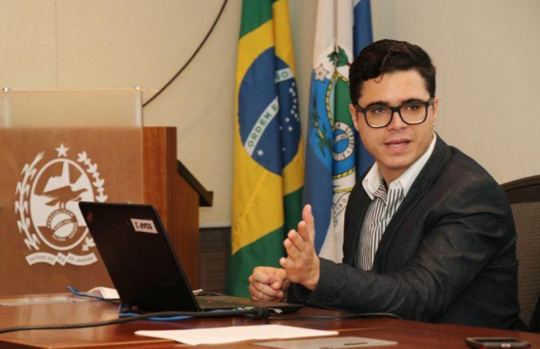 """Thiago Cirne, Presidente do GIDJ-RJ, concede entrevista ao periódico """"Cadernos de Informação Jurídica"""""""